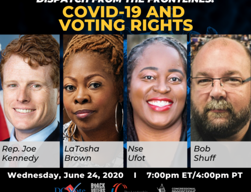 COVID-19 AND VOTING RIGHTS
