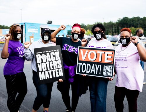 Florida S.B. 90 is Part OF A Dangerous Campaign To Silence Black Voices, Kill Black Voting Power