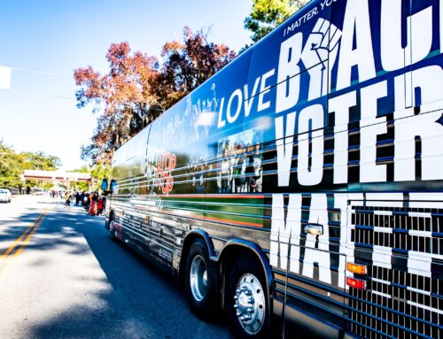Black Voters Matter Announces New Voter Outreach Initiative on 60th Anniversary Of The Original Freedom Rides