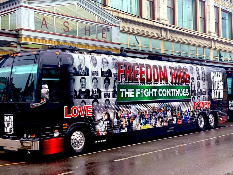 Black Voters Matter, NOLA Partners Host Freedom Ride For Voting Rights Pre-Launch Event With Original Freedom Riders