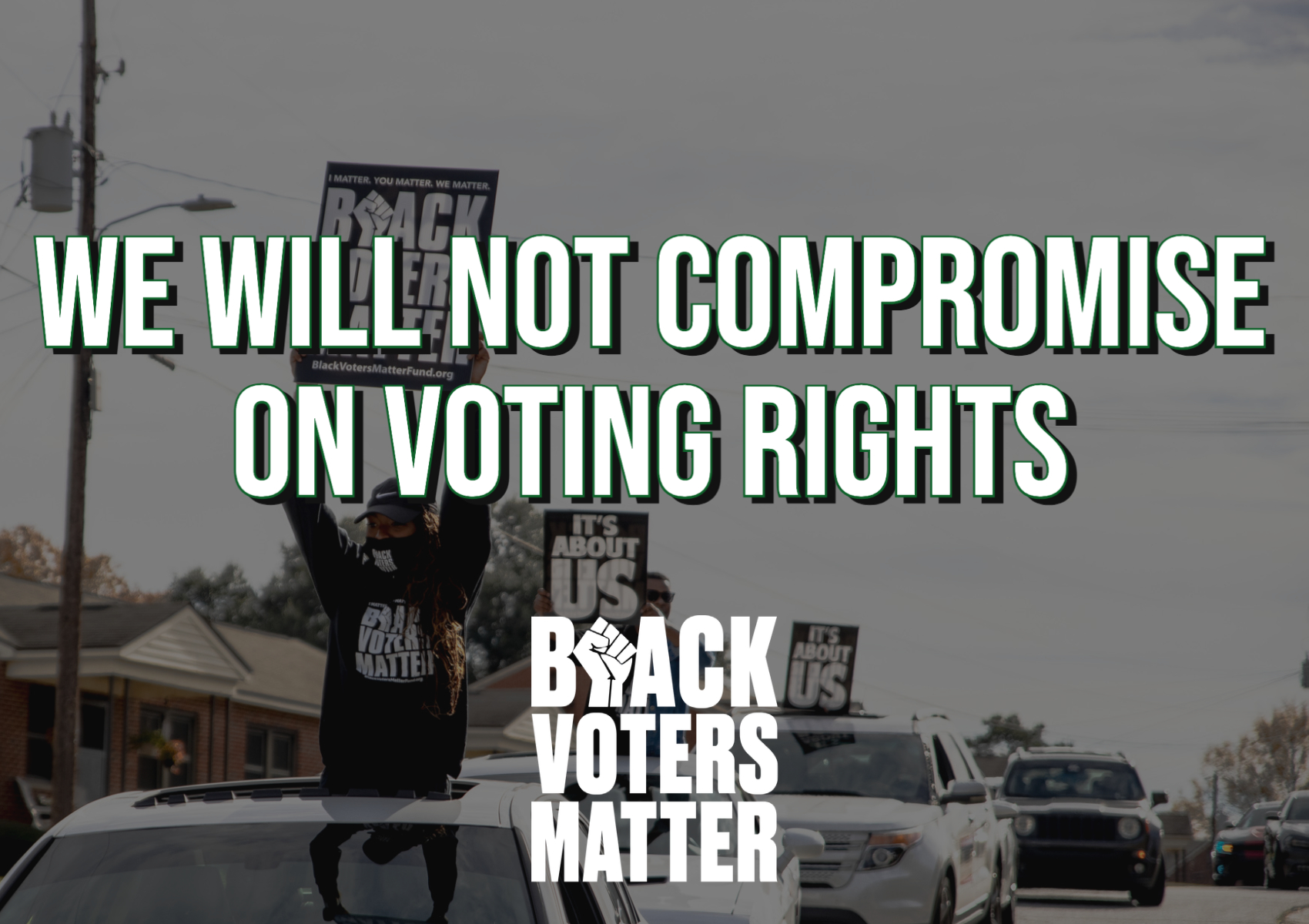 Black Voters Matter: Senate Vote On H.R. 1/S1 Proves That Republicans Are Hell-Bent On Dismantling Democracy
