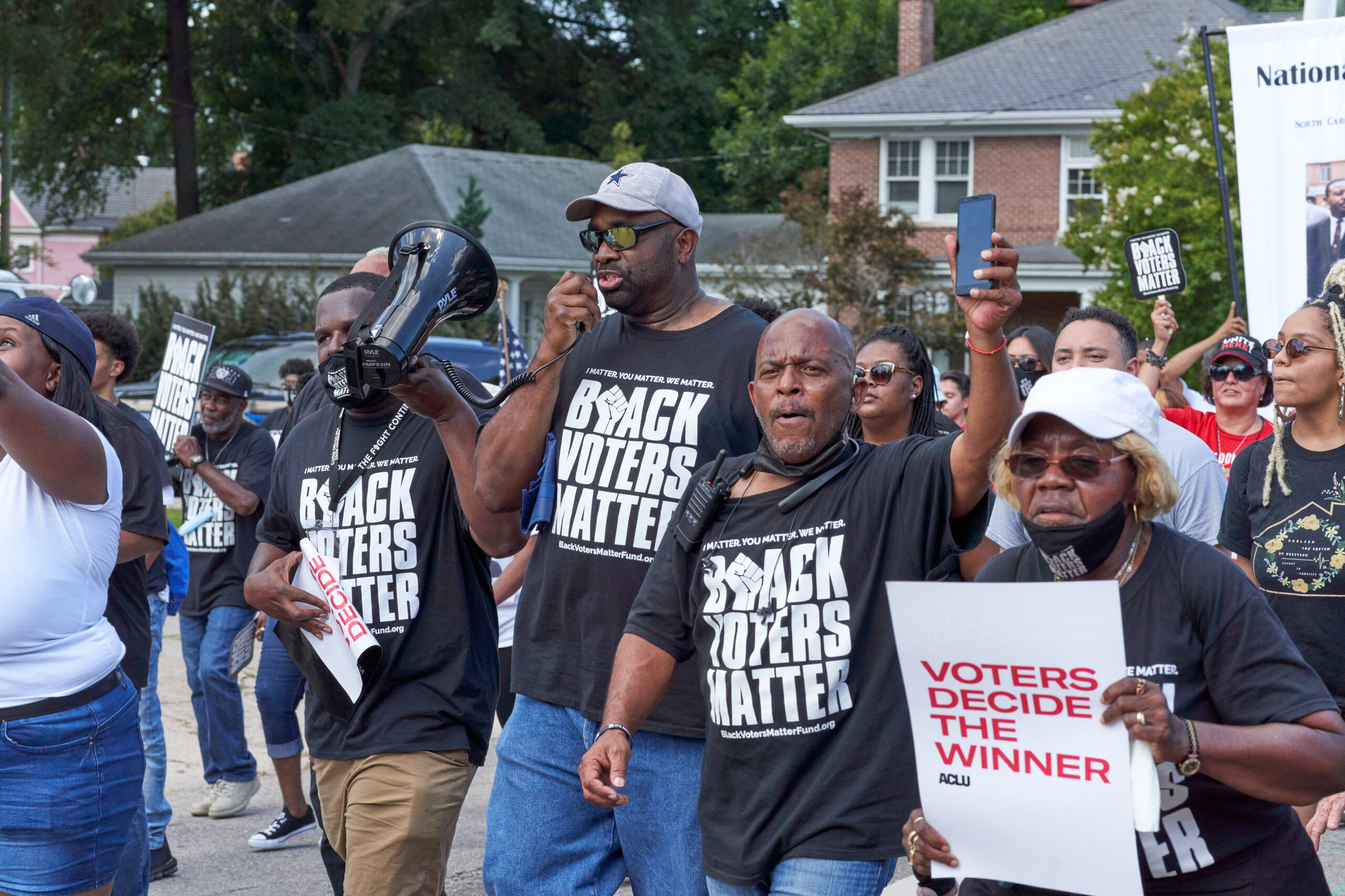 Black Voters Matter: Brnovich Decision Is Not Only Dangerous; It's A Political Attack On Voting Rights In America