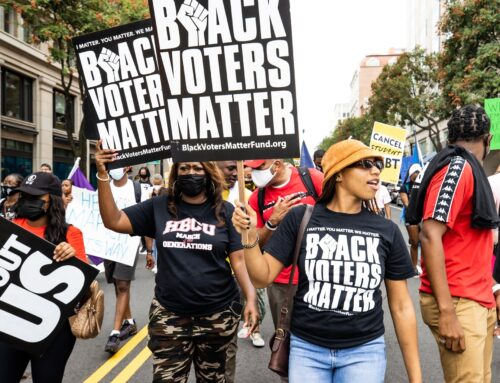 Texas Voter Suppression Bill Sends A Clear Message – Republicans Will Stop At Nothing To Roll Back Voting Rights