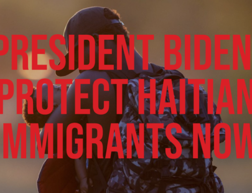 Haitian Refugee Crisis Invokes Disturbing History of Slavery in U.S. and Abroad — President Biden Must Act